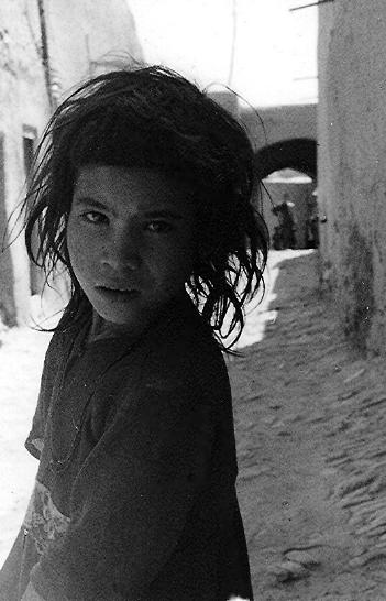 Afghan girl herat